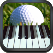 Golf Piano icon