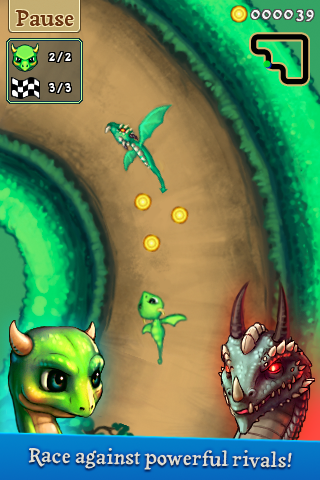 Dragon Dash screenshot 2