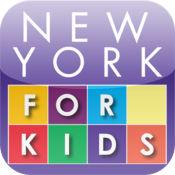 New York for Kids for iPad icon