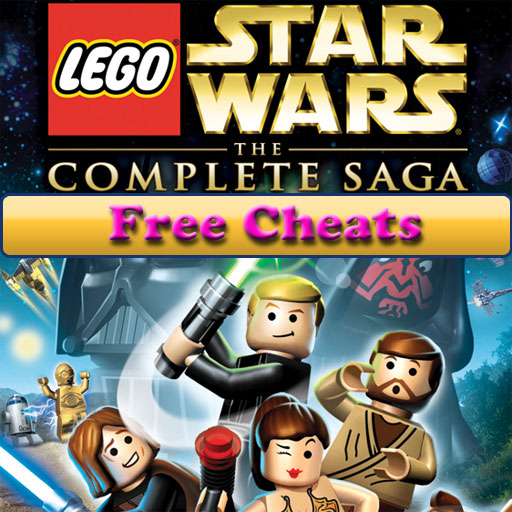 Lego Star Wars the Complete Saga cheats - FREE App for Free - iphone ...