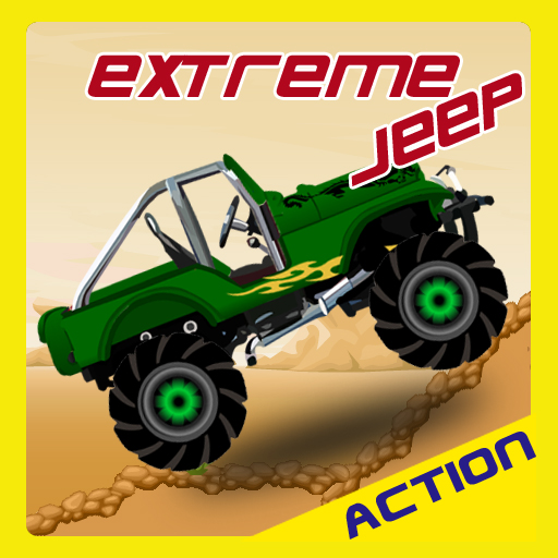 Extreme Jeep FREE - Action