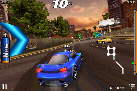Fast & Furious The Game Test Drive Screenshot