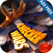 Checker Wars Ads Free icon