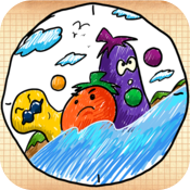iRaft Wars Doodle World Free icon