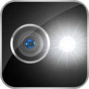 LED Flashlight. icon