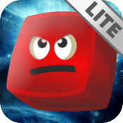 Cubecore - Flick Physics Puzzle Quest LITE icon