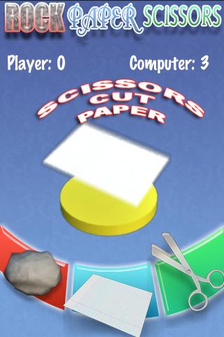 Rock-paper-scissors