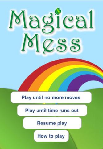 Screenshot Magical Mess (Free)
