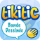 Tikitic BD: word game for all comics & manga fans.