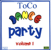 Robin Cook — ToCo Dance Party, Vol. 1