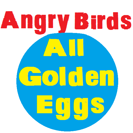 Golden Eggs for Angry Birds HD