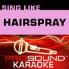 Sing Hairspray (Karaoke Performance Tracks), ProSound Karaoke Band