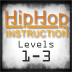 Hip Hop Instruction Dance Program, Levels 1-3 + Extras!