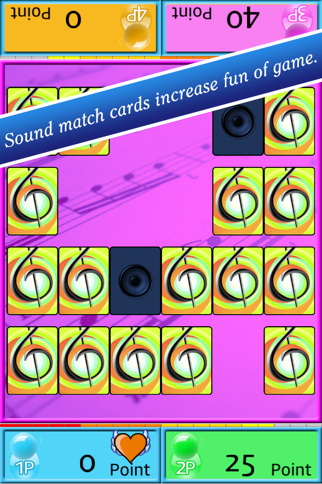 ExMatch – Memory Match Cards Screenshot