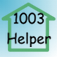 1003 Helper for iPhone