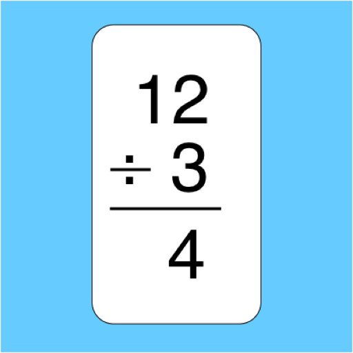free Awesome Flashcard Division FREE iphone app