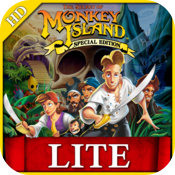 The Secret of Monkey Island: Special Edition for iPad LITE icon