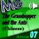 The Grasshopper and the Ants(Chinese)
