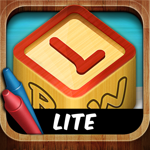 Letter Blocks 3D Lite - Word Game - Learn & Improve your Vocabulary in 5 Languages