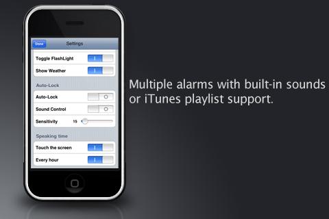 Alarm Clock screenshot 4