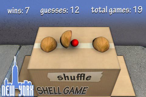 New York Shell Game