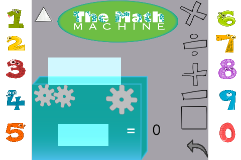 The Math Machine Screenshot