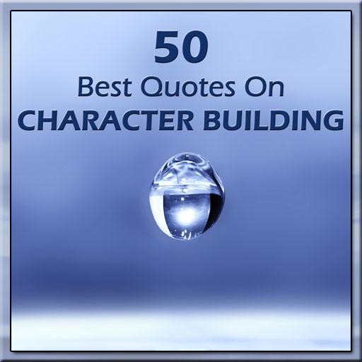 Character Quotes: Quotes About Character. QuotesGram