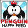 Penguin Happy Feed ( A Puzzle Physics Fish Cartoon Game - by Fun Free Kids Games )