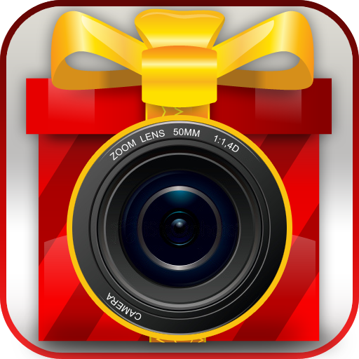 Christmas Camera for iPhone 4S