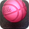 Balllin ~ Dribbble for iPhone by Kangaroo Bandit Software icon