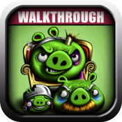 Walkthrough for Bad Piggies & Amazing Alex (Cheat Guide) icon