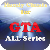 Cheats for GTA All Series and News ( Grand Theft Auto ) icon