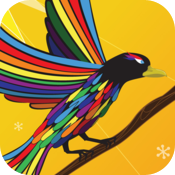 Rainbow Crow icon