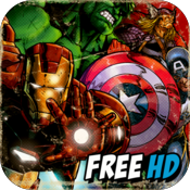 Marvel KAPOW! Free HD icon