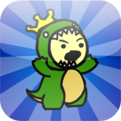 Cavemen vs Dinosaurs - DinoKing's awakening icon