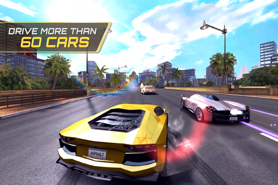 Asphalt 7: Heat Races to the Top of The App Store in Record Time!