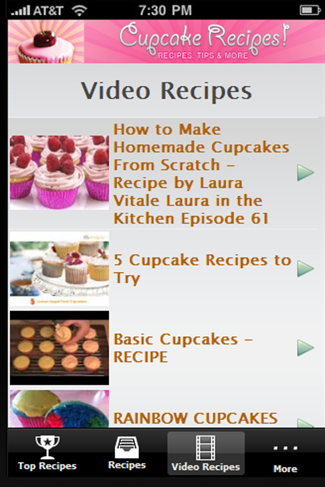 Cupcake Recipes! - Recipes, Tips & More