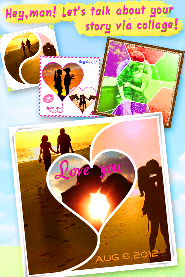 Image of InstaCollage Pro - Pic Frame & Pic Caption for Instagram for