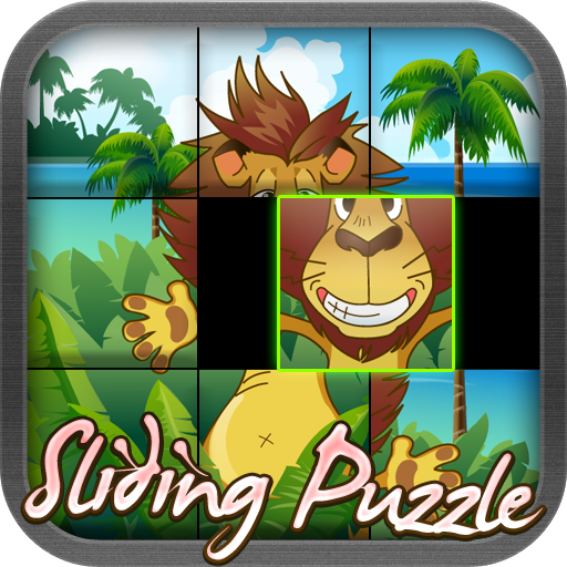 Fun and Learn : Sliding puzzle