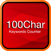 100Char - App Keywords Character Counter for Mac