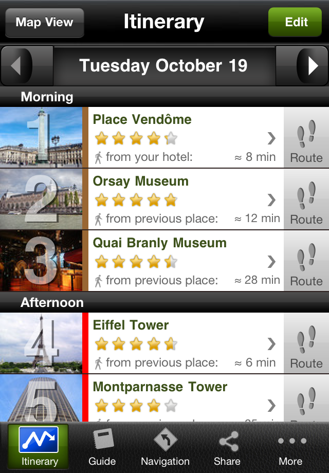 Paris Travel Guide - mTrip