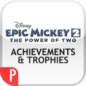 Disney Epic Mickey 2: The Power of Two Achievements App icon