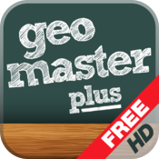 GeoMaster Plus HD Free icon