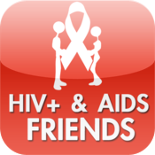 Hiv+ & Aids Friends icon