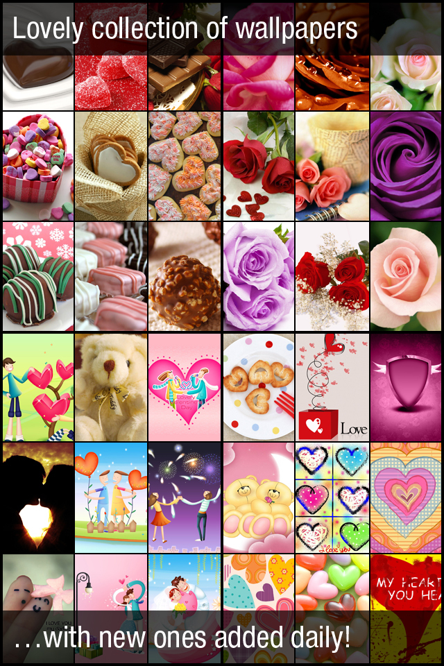 love wallpapers collection