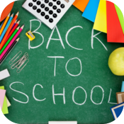 Back to School Hidden Objects icon