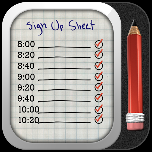 Birthday Sign Ups: Real Estate Open House Sign In Sheet