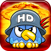 Chicken Raid HD icon