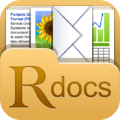 ReaddleDocs (documents/attachments viewer and file manager) icon
