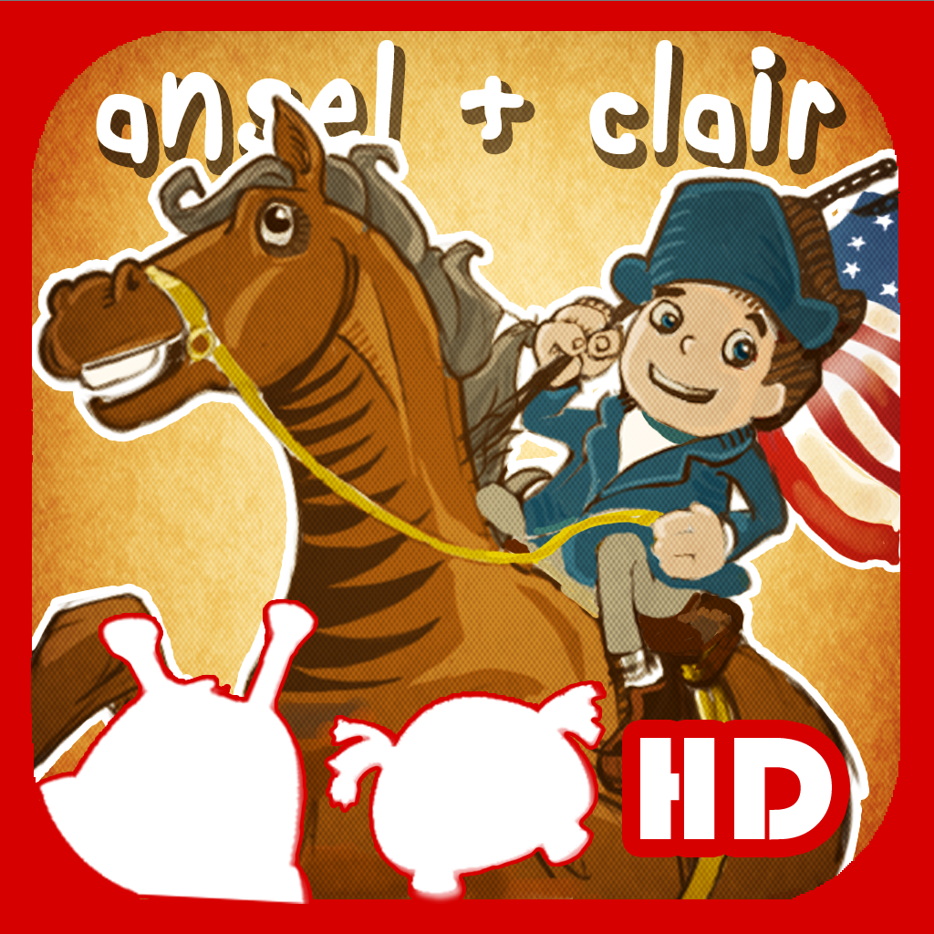 Ansel & Clair: Paul Revere's Ride